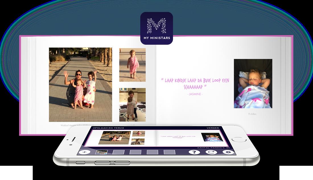 My Ministars web & app